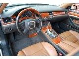 2006 Audi A8 Interiors