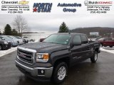 2014 Iridium Metallic GMC Sierra 1500 SLE Double Cab 4x4 #89052036