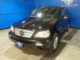2005 Black Mercedes-Benz ML 350 4Matic #89051678