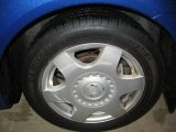 Volkswagen New Beetle 1999 Wheels and Tires