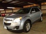2014 Silver Topaz Metallic Chevrolet Equinox LT #89051918
