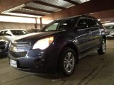 2014 Atlantis Blue Metallic Chevrolet Equinox LT AWD #89051916