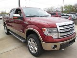 2014 Ford F150 Lariat SuperCrew 4x4 Data, Info and Specs