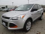 2014 Ingot Silver Ford Escape S #89051774