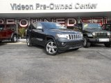 2013 Maximum Steel Metallic Jeep Grand Cherokee Overland 4x4 #89052630