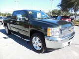 2013 Chevrolet Silverado 1500 Woodland Green