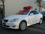 2008 Starfire White Pearl Lexus IS 250 AWD #89052188
