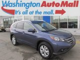 2012 Twilight Blue Metallic Honda CR-V EX-L 4WD #89051878