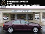 2012 Bordeaux Reserve Metallic Ford Fusion SEL V6 #89051874