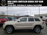 2014 Cashmere Pearl Jeep Grand Cherokee Limited 4x4 #89051861