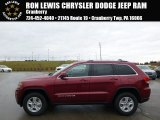 2014 Deep Cherry Red Crystal Pearl Jeep Grand Cherokee Laredo 4x4 #89051859