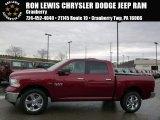 2014 Deep Cherry Red Crystal Pearl Ram 1500 Big Horn Crew Cab 4x4 #89051852