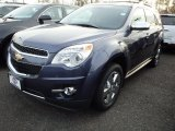 2014 Atlantis Blue Metallic Chevrolet Equinox LTZ AWD #89051631