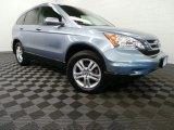 2011 Glacier Blue Metallic Honda CR-V EX-L 4WD #89052332
