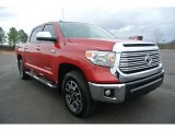 2014 Barcelona Red Metallic Toyota Tundra Limited Crewmax 4x4 #89052433
