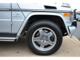 Mercedes-Benz G 2007 Wheels and Tires
