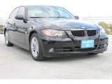 2008 Black Sapphire Metallic BMW 3 Series 328i Sedan #89052572