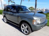 2004 Giverny Green Metallic Land Rover Range Rover HSE #89052164