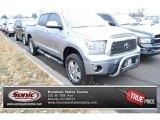 2008 Silver Sky Metallic Toyota Tundra Limited CrewMax 4x4 #89051598