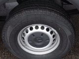 Mercedes-Benz Sprinter 2014 Wheels and Tires