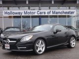 2014 Black Mercedes-Benz SLK 250 Roadster #89052282