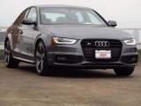 2014 Monsoon Gray Metallic Audi S4 Premium plus 3.0 TFSI quattro #89052549