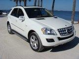 2009 Mercedes-Benz ML Arctic White