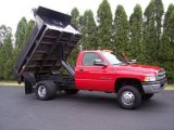 2002 Dodge Ram 3500 ST Regular Cab Chassis Dump Truck Data, Info and Specs