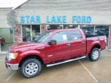 2013 Ruby Red Metallic Ford F150 XLT SuperCrew 4x4 #89120517
