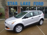2014 Ingot Silver Ford Escape S #89120515