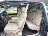 2011 Chevrolet Silverado 1500 LT Extended Cab 4x4 Light Cashmere/Ebony Interior