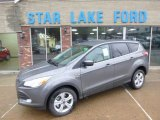 2014 Sterling Gray Ford Escape SE 1.6L EcoBoost 4WD #89120511