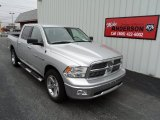 2012 Bright Silver Metallic Dodge Ram 1500 Big Horn Crew Cab 4x4 #89120543