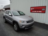 2014 Billet Silver Metallic Jeep Grand Cherokee Limited 4x4 #89120537
