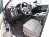 2014 GMC Sierra 1500 Denali Crew Cab 4x4 Cocoa/Dune Interior