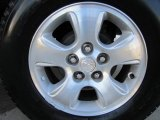 Mazda Tribute 2002 Wheels and Tires