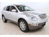 2011 Quicksilver Metallic Buick Enclave CXL AWD #89120453