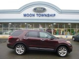 2012 Cinnamon Metallic Ford Explorer XLT 4WD #89120389