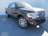 2014 Kodiak Brown Ford F150 Platinum SuperCrew #89140963