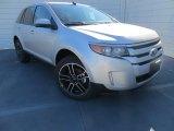 2014 Ingot Silver Ford Edge SEL #89140962