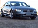 2014 Monsoon Gray Metallic Audi S4 Premium plus 3.0 TFSI quattro #89141046