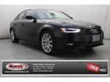2013 Brilliant Black Audi A4 2.0T Sedan #89141001