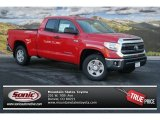 2014 Radiant Red Toyota Tundra SR5 Double Cab 4x4 #89140798