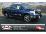 2014 Blue Ribbon Metallic Toyota Tundra SR5 Crewmax 4x4 #89140795