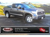 2014 Magnetic Gray Metallic Toyota Tundra SR5 Crewmax 4x4 #89140794
