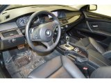 2008 BMW 5 Series Interiors