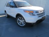 2014 White Platinum Ford Explorer XLT #89140968