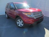 2014 Ruby Red Ford Explorer FWD #89140967