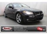 2009 Black Sapphire Metallic BMW 3 Series 335i Sedan #89161454
