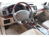 2008 Lexus GX Interiors